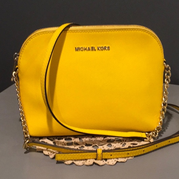 4f56d82ab662 Michael Kors Large Dome Crossbody. M_5bbcb4baa31c3304b579668d. Other Bags  you may like